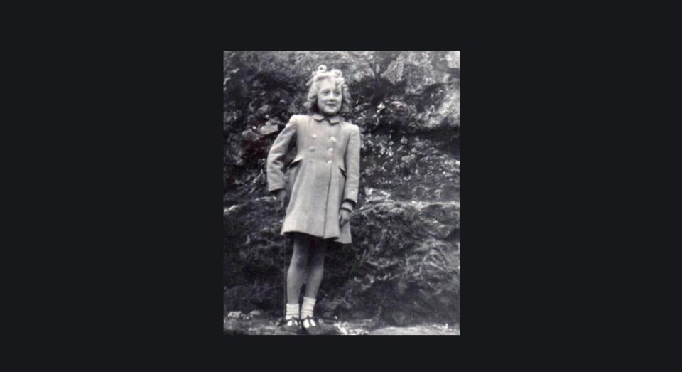 Annabel en la Isla de Wight (1947)