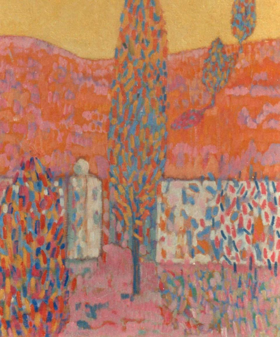 Paisaje 6 (1993)