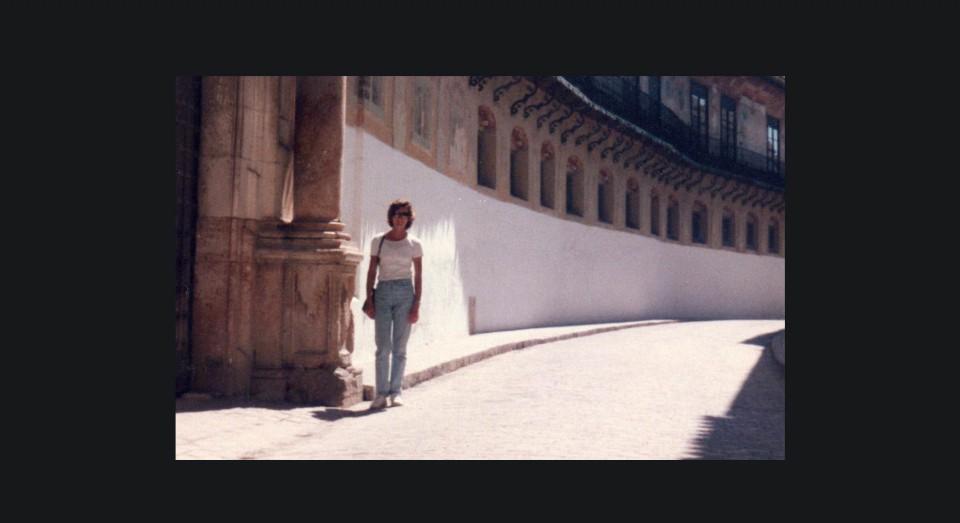 Annabel en Úbeda, Jaén (1984)