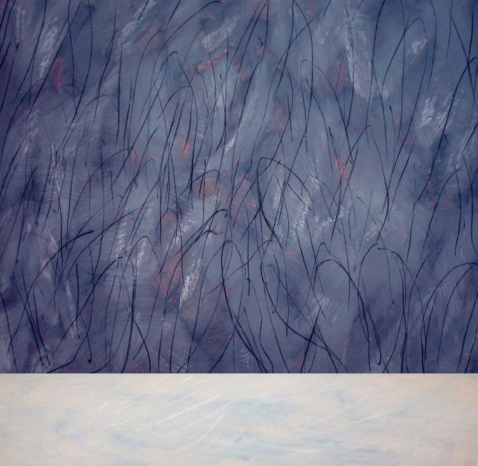 Horizonte con lluvia (2002)