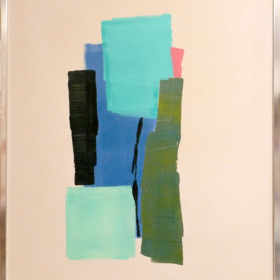 Scale (2015)  116 x 89 cm.