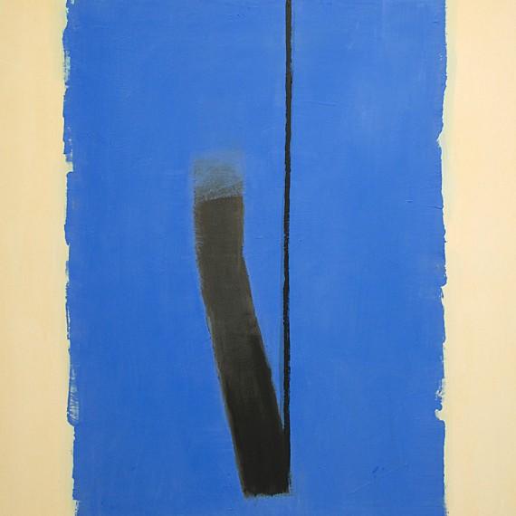 Cuadro 8 (2010) Acrílico sobre tela y caseína.