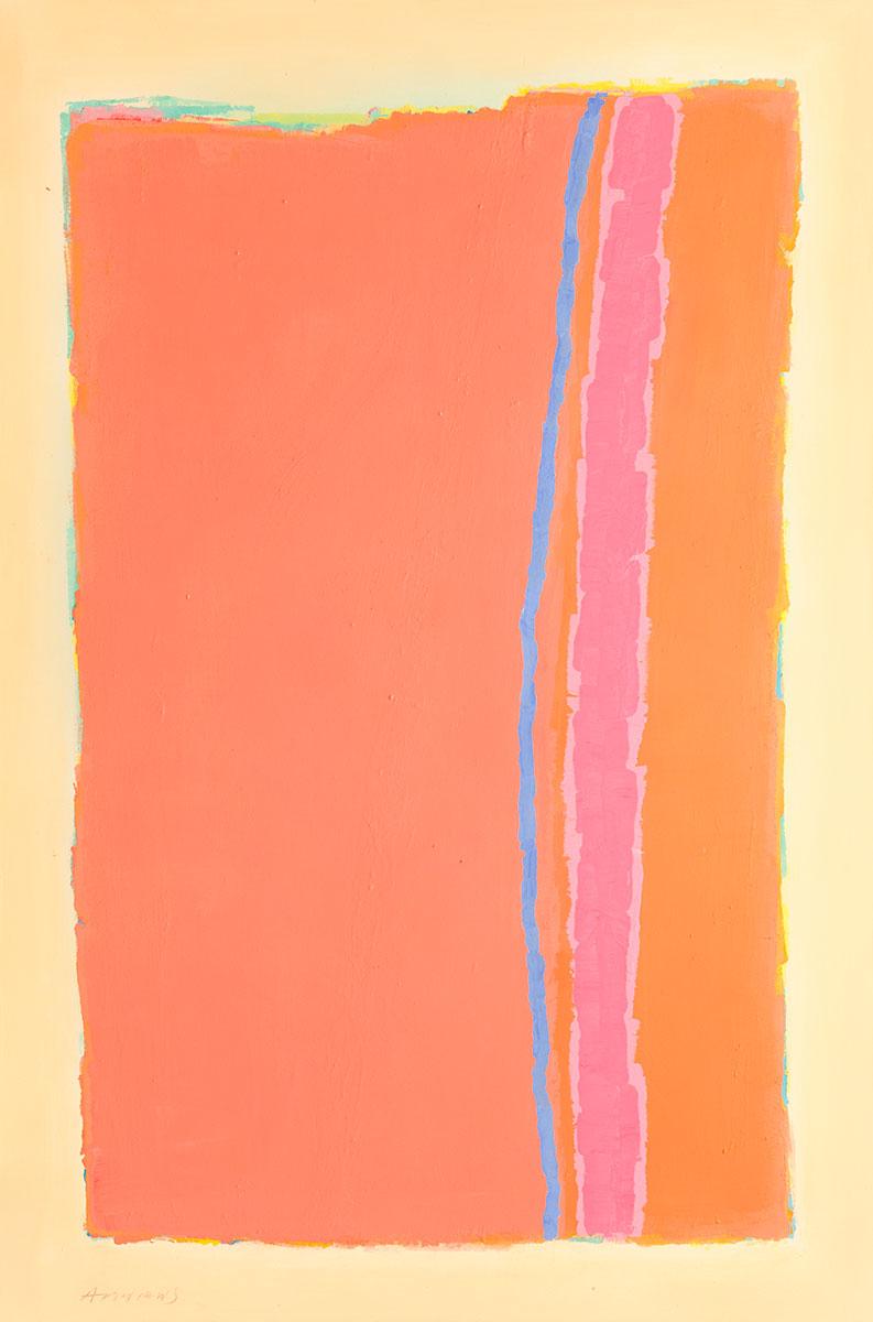 Cuadro 10 (2011) 195 x 130 cm.