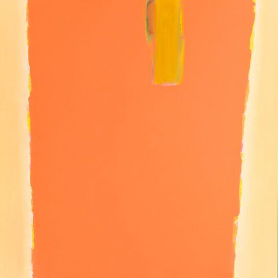 Cuadro 12 (2011) 146 x 114 cm.