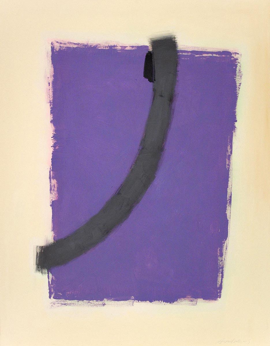 Cuadro 12 (2010) Acrílico sobre tela y caseína.