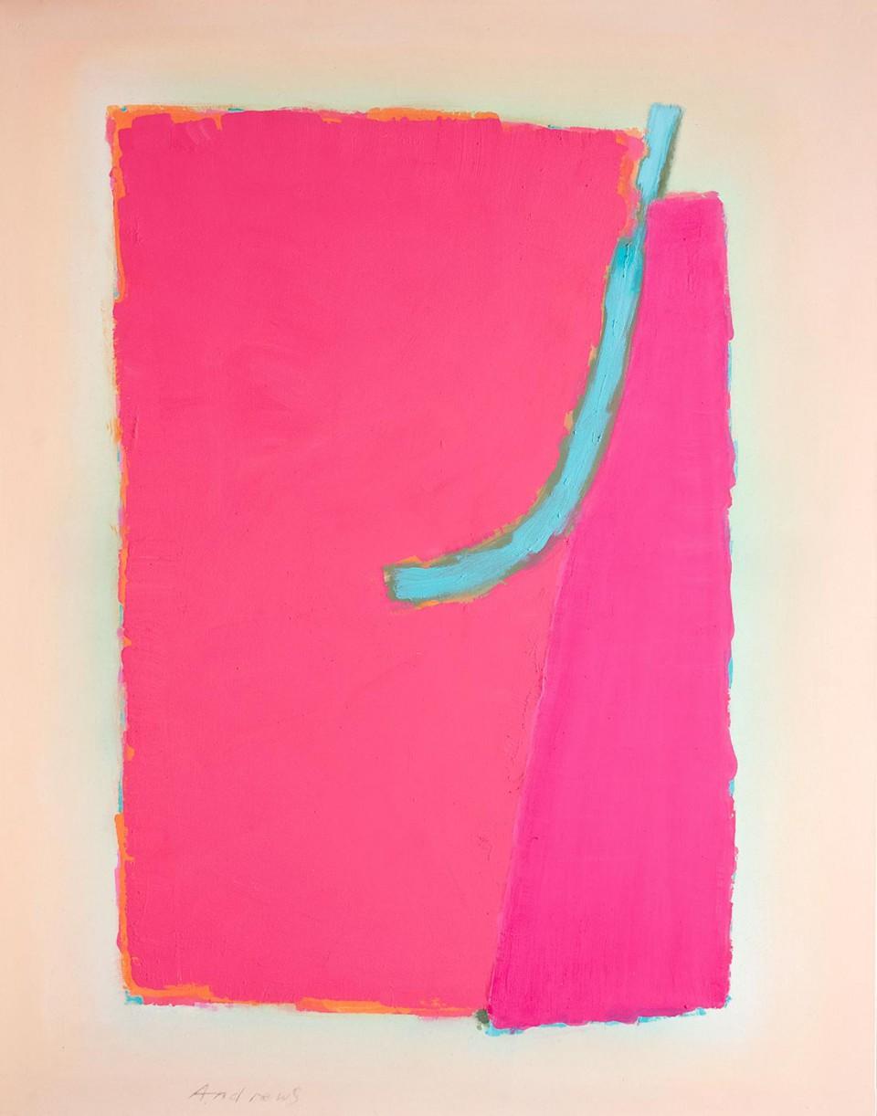 Cuadro 1 (2011) 146 x 114 cm.