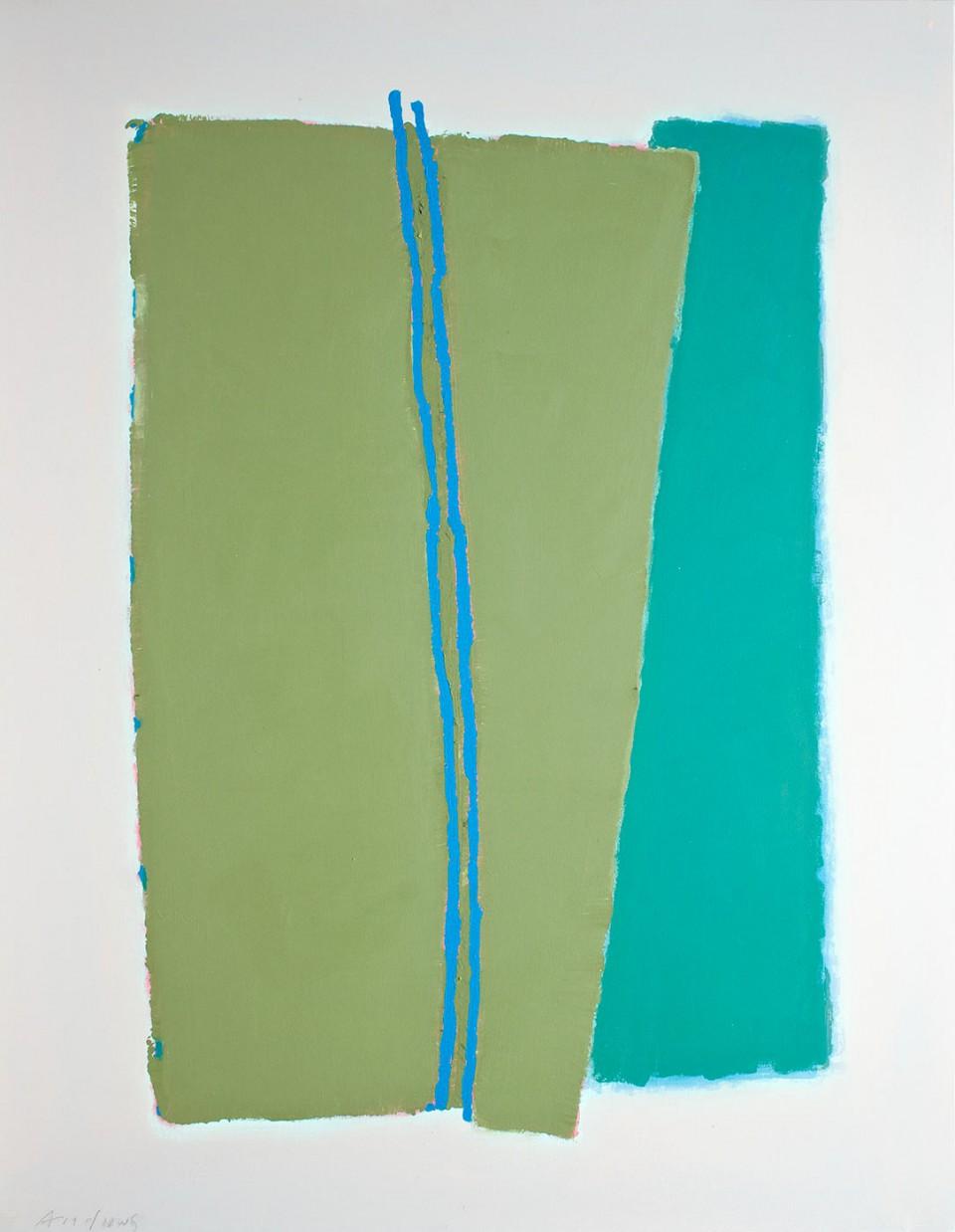 Cuadro 2 (2011) 146 x 114 cm.