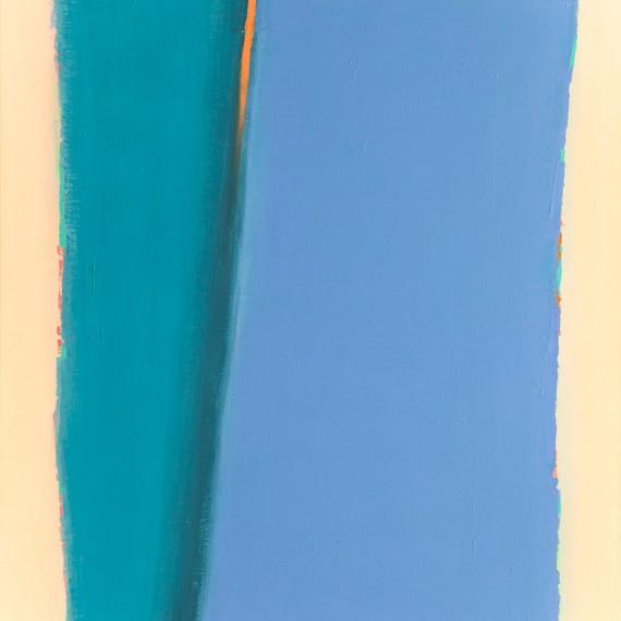 Cuadro 6 (2011) 146 x 114 cm.