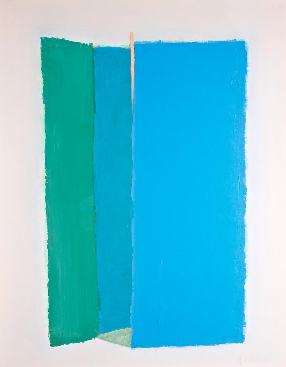 Cuadro 5 (2011) 146 x 114 cm.