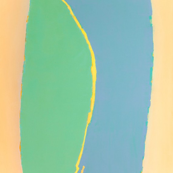 Cuadro 8 (2011) 195 x 130 cm.
