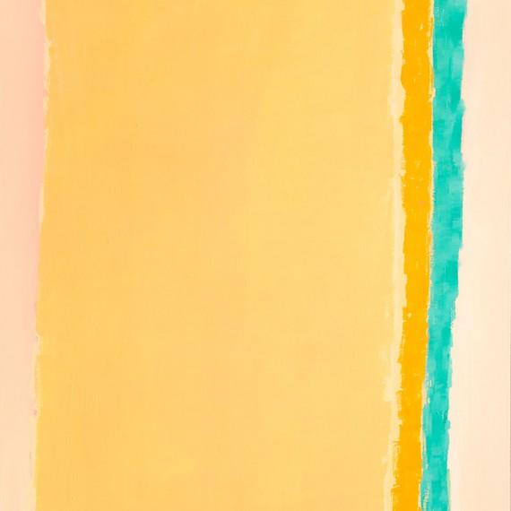 Cuadro 9 (2011) 195 x 130 cm.