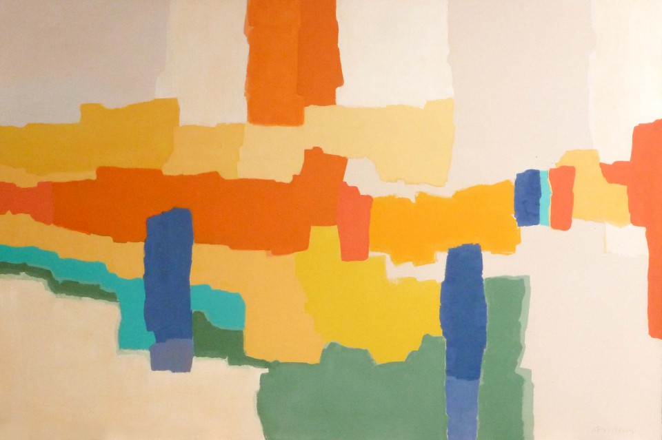 El Burguillo (2014) 130 x 195 cm.