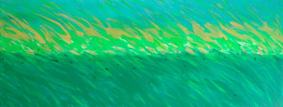 Horizonte marino desde la yerba (2002)