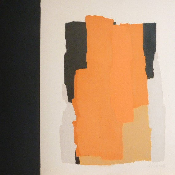 Valsain (2015)  116x89+27 cm.