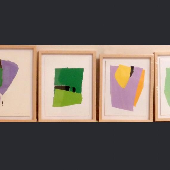 Collages (2011)  pequeño formato