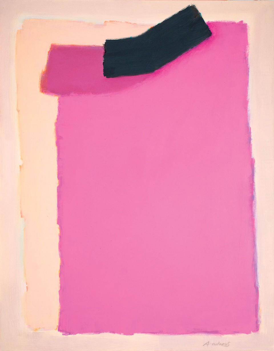 Heavy Branch (2012)  146 x 114 cm.
