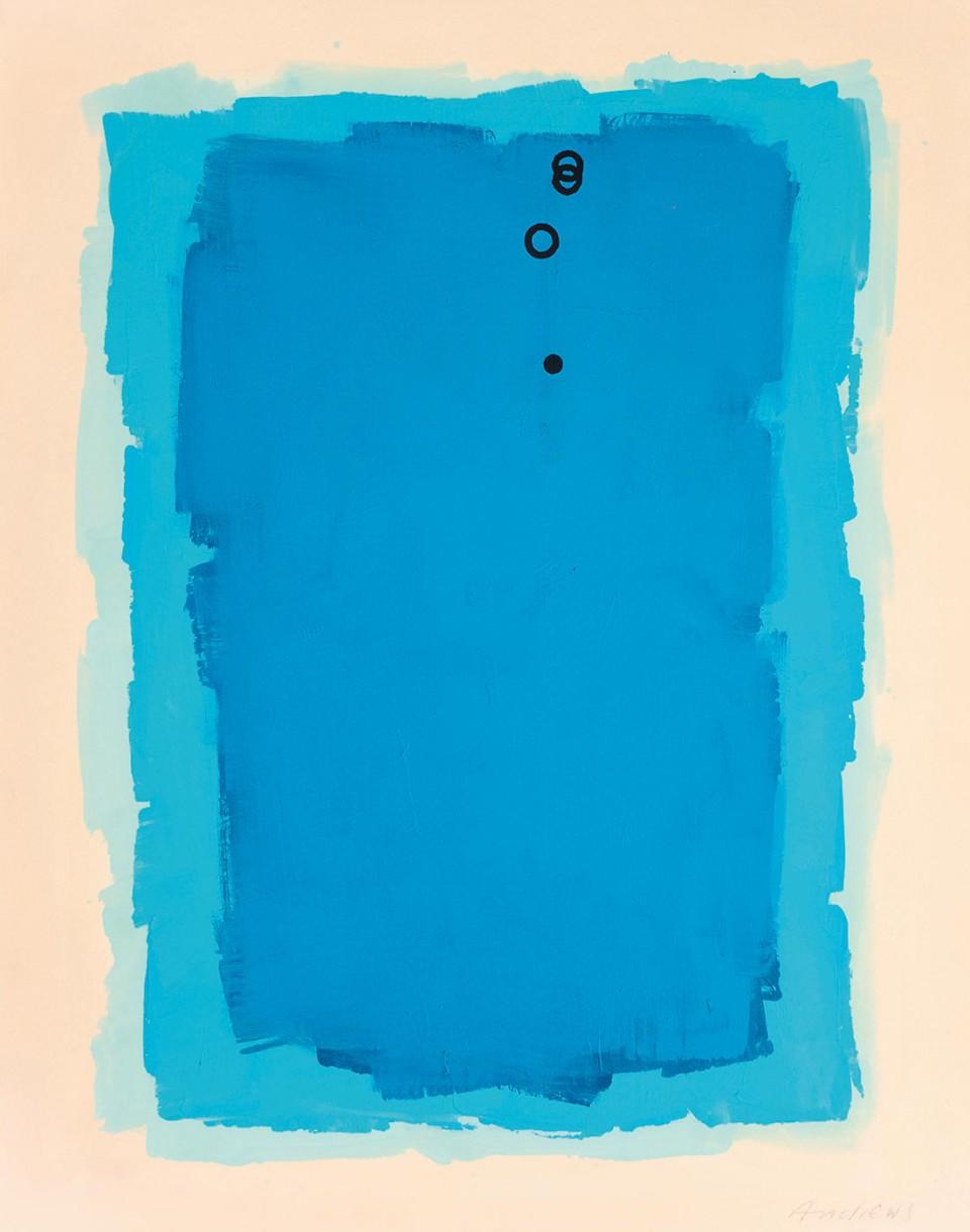 Water (2012)  146 x 114 cm.